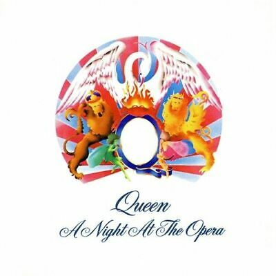 QUEEN A Night At The Opera CD BRAND NEW 2011 Remaster