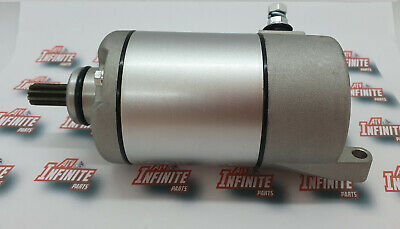 "Yamaha Wolverine 350  2006-2009  Starter Motor  ""New Long Life 2020 Version"""