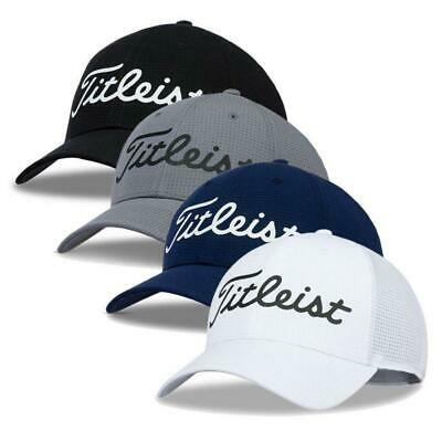 Titleist Featherweight Adjustable Golf Hat - Choose Color