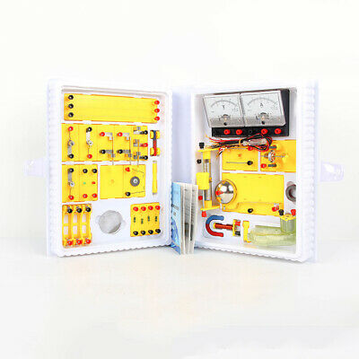 Physics Science Lab Basic Circuit Learning Starter Kits Electricity Electromagne