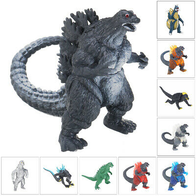 10Pcs Monster Movie Set Action Plastic Figure Toys Animal Gift Mini Kids Toys