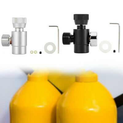 For SodaStream CO2 Filling Tank/Cylinder Refill Adapter Connector Homebrew Kit