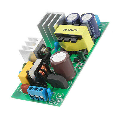 SANMIN AC-DC 12V3A Isolated Switching Power Supply Module Industrial Power Board