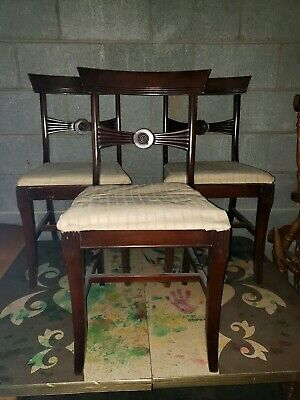 Antique Chairs Mahogany