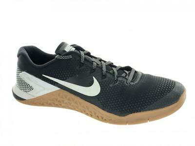 3772dd21d7c3f MEN'S NIKE METCON 4 Cross Training Shoes AH7453-006 Black White Gum Size  11.5