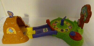 VTech TOOT TOOT -  animals forest fun - track and bear