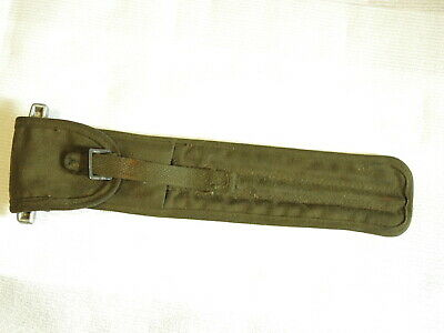 WWII US Army M1 Carbine Cleaning Rod Kit Complete w/Canvas Case