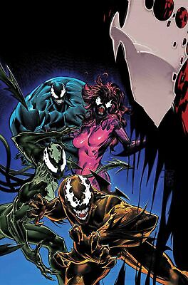Marvel Comics Absolute Carnage Separation Anxiety #1 Comic Book