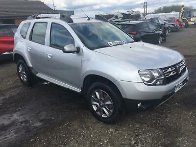 2018 Dacia Duster 1.5 DCI nav plus accident damaged repairable salvage