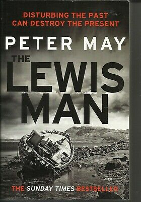 The Lewis Man by Peter May (Paperback, 2012) Book is in Very Good Condition