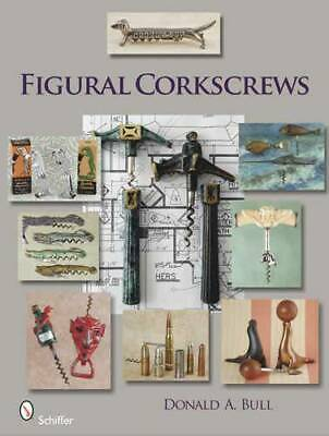 Vintage & Antique Figural Corkscrews Collector Guide incl Unusual Carved Ornate