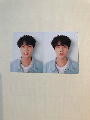 Bts - Love Yourself 'Tear' - [Jin] Official Photocard - Version 'R'