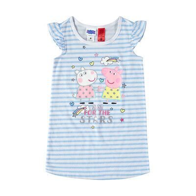 Peppa Pig Girls Nightie Pyjamas New with Tags various sizes free postage