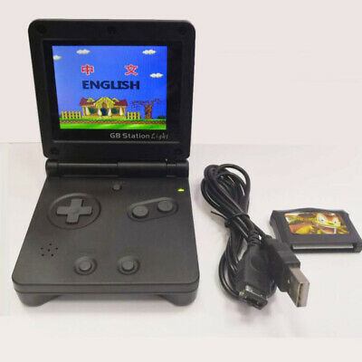 NEW GB boy PVP Handheld Game 8-Bit to 32Bit Game Console with Bulit-in 268 Games