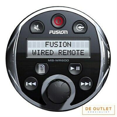 Fusion MS-WR600 Wired Remote Controller