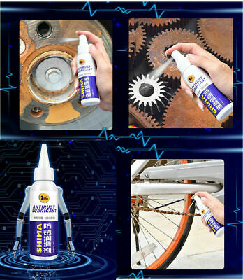 Rust Inhibitor Rust Remover Derusting Spray Car Maintenance Cleaning profession