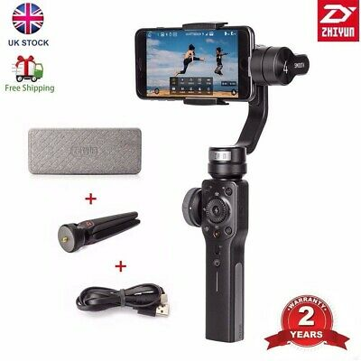 Zhiyun Smooth 4 3-Axis Handheld Smartphone Gimbal Stabilizer for Samsung iPhone