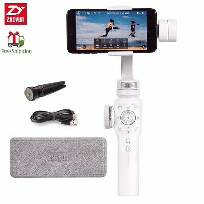 Zhiyun Smooth 4 3-Axis Handheld Smartphone Gimbal Stabilizer for iPhone White