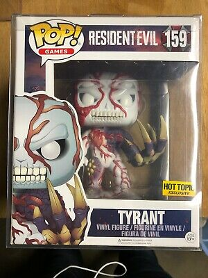 Funko POP! Resident Evil 159 Tyrant Hot Topic Exclusive