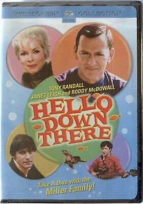 Hello Down There (DVD, 2005, Widescreen Collection)