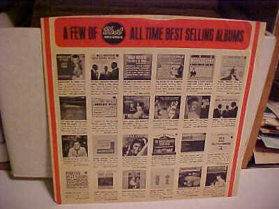 Vintage Dot Records Original Company Inner Sleeve Only No Record 12 Inch