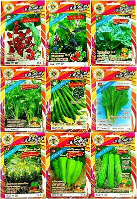 Compass Vegetable Garden Seeds Pure Natural Organic Wholesale Plant Quality #6