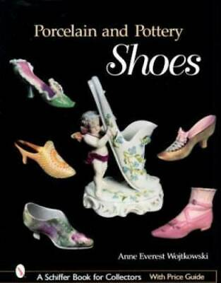 Porcelain Pottery Shoes ID$ book Boots Slippers McCoy