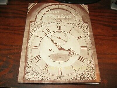 VINTAGE 1955 PENNSYLVANIA Clocks and Clockmakers by George H