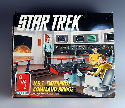 Star Trek USS Enterprise Command Bridge Model