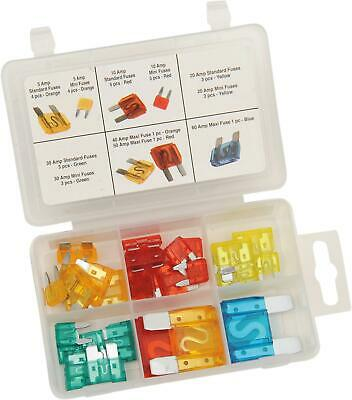 Performance Tool Fuse Asst Master 33Pc W5370