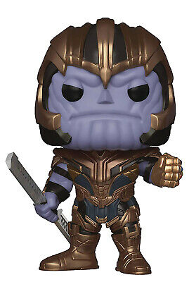 Funko Pop Movies - Avengers Endgame Thanos Vinyl Figure