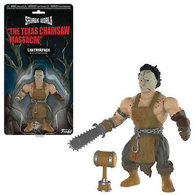 Funko Savage World - Texas Chainsaw Massacre - Leatherface Figure
