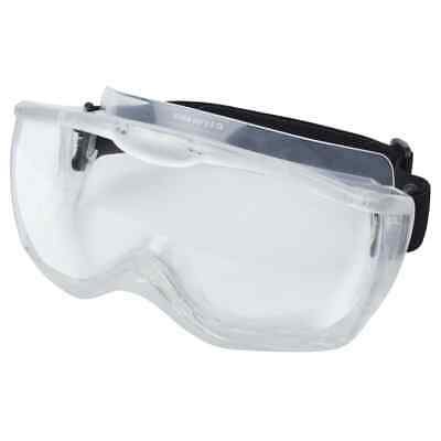 Wolfcraft Full Protection Goggles Comfort Transparent Protective Safety Glass