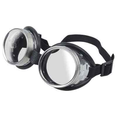 Wolfcraft Protective Goggles Transparent High Wearing Comfort Safety Glasses