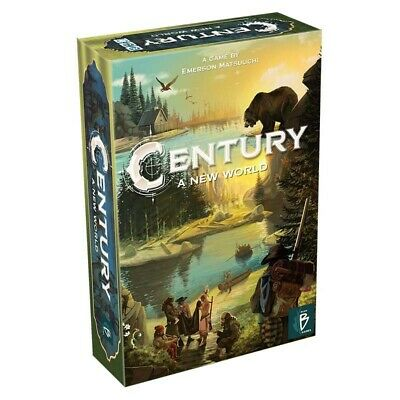 Century - A New World - Strategy Board Game