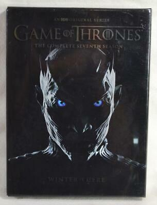 Game of Thrones: The Complete Seventh Season (DVD, 2017)