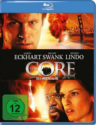 The Core Hilary Swank, Aaron Eckhart Bluray region Free new sealed