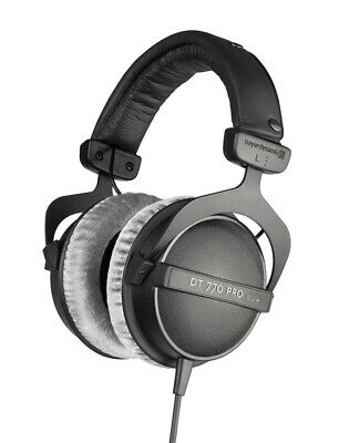 Beyerdynamic DT770Pro Headphones (80 Ohm) (NEW)