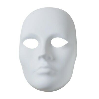 Creativity Street Female Plastic Mask  - Female Plastic Mask