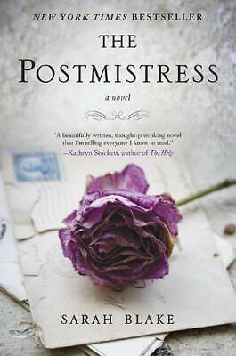 Postmistress-ExLibrary by Blake, Sarah