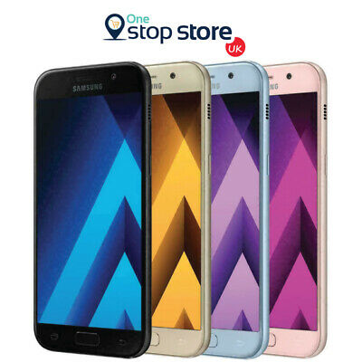 Samsung Galaxy A5 2017 - 32GB - Unlocked SIM Free Smartphone - Various Colours
