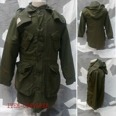 Canadian Forces Extreme Cold Weather Parka Canada Army