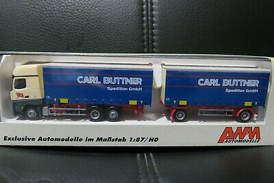 MB Actros Dorst Spedition GKS 71146 AWM