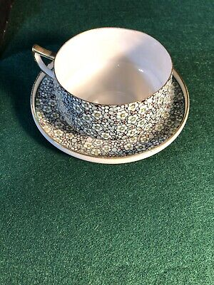 japanese chinese asian oriental Tea Cup And Saucer Set 4