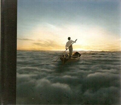 Pink Floyd - The Endless River (CD 2014) David Gilmour. Digibook