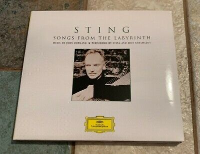 Dgg 060251703139 Dowland ~ Sting ~ Songs From The Labyrinth