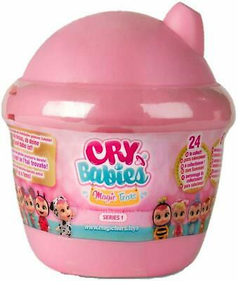 Cry Babies Magic Tears Bottle House Kids Girls Dolls Accesories Fun Play Toys