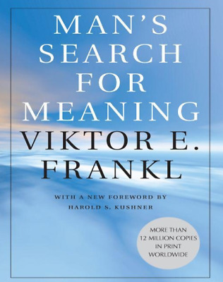 Mans Search for Meaning by Viktor e . Frankl (PDF)