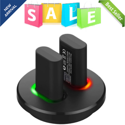USB Charging Dock Station Charger Rechargeable Battery Charge Controller Kit NEW