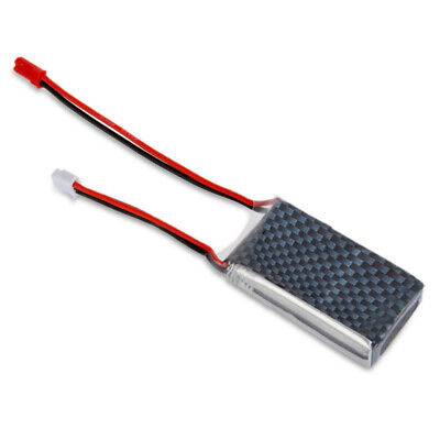 7.4V 1000mah 2S 20C Lipo RC Batteria JST Per RC Helicopter RC Airplane RC H R1A7